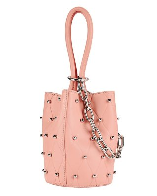 Alexander Wang Roxy Stud Mini Blush